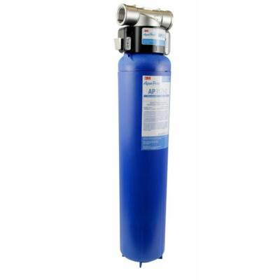 3M™ Aqua-Pure™ AP903 teljes ház védelmét ellátó 5 mikronos aktívszenes vízszűrő rendszer vízkőgátló adalékkal