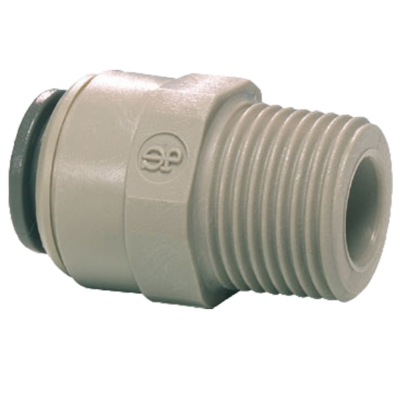 John Guest Straight Adaptor – Nptf Thread