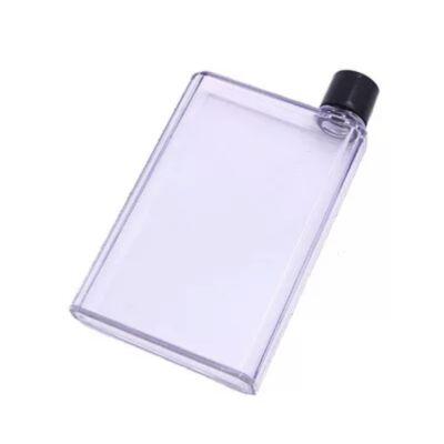 A5 Memo Bottle 420ml-es BPA mentes kulacs Fehér színben