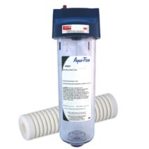"""3M™ Aqua-Pure™ AP055T 10"""" magas teljes ház védelmét ellátó 5 mikronos mélységi szűrőrendszer"""