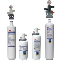3M™ ICE-120SE nagy kapacitású aktívszenes 0.5 mikronos szűrőrendszer vízkőgátló adalékkal vendéglátóipari megoldásokhoz